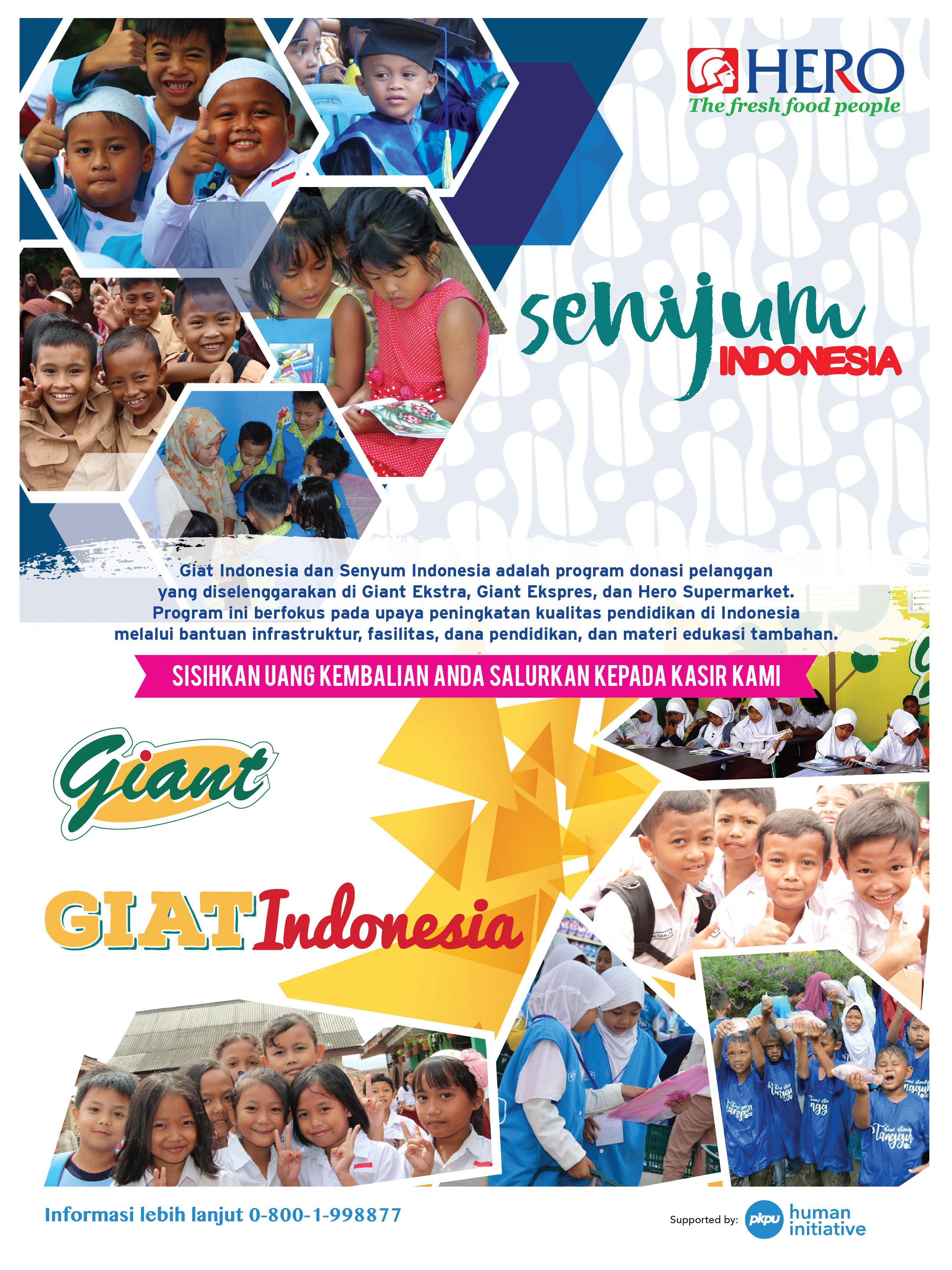Hero Senyum Giant Giat